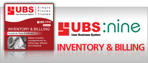 Ubs Inventory Software