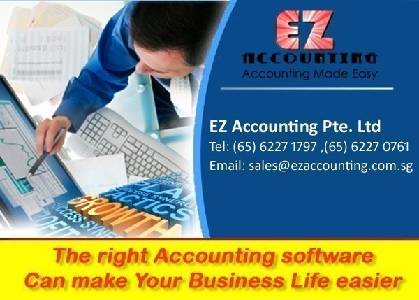 Singapore Accounting Software Market