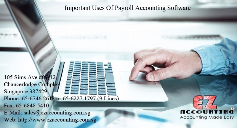 Important Uses Of Payroll Accounting Software