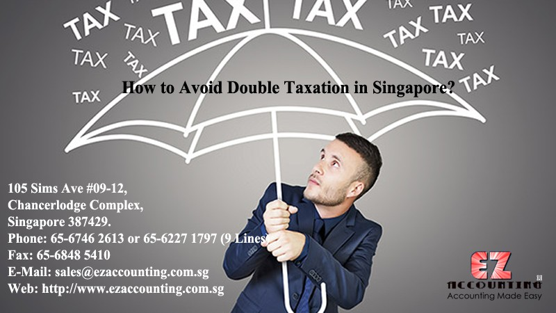 How to Avoid Double Taxation in Singapore