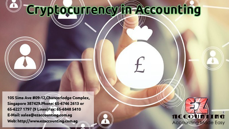 Cryptocurrency in Accounting