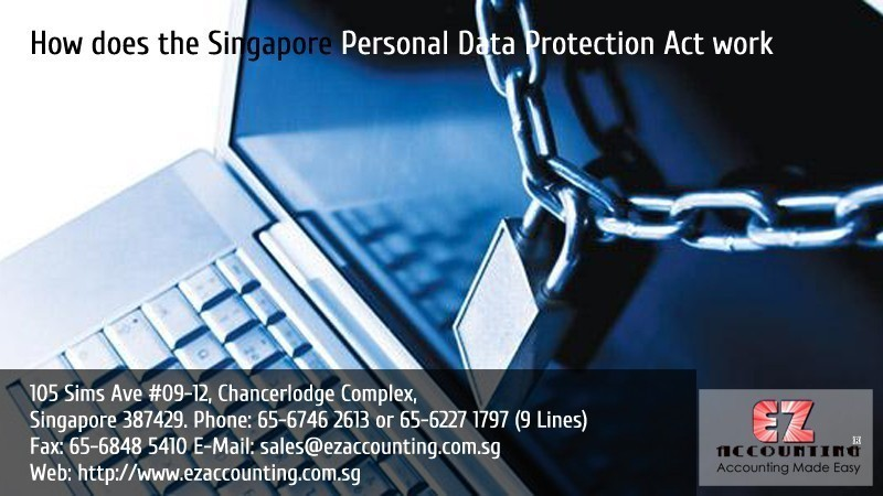 How does the Singapore Personal Data Protection Act work