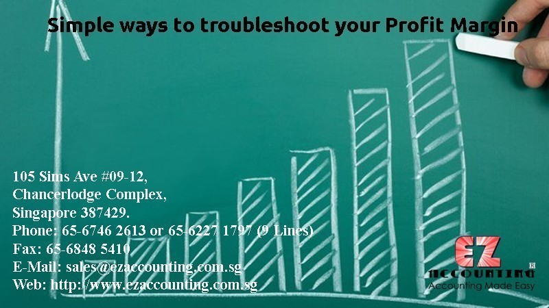 Simple ways to troubleshoot your Profit Margin