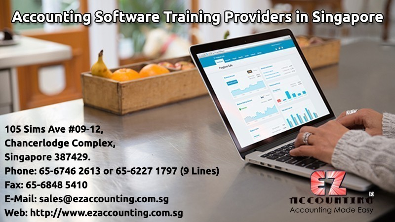 Accounting Software Training Providers in Singapore