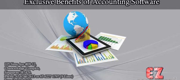 Exclusive Benefits of Accounting Software