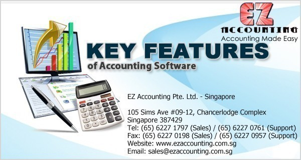 Key Features of Good Accounting Software