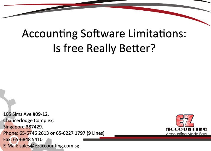 Accounting-Software-Limitations-is-free-Really-Better