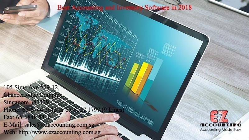Best Accounting and Inventory Software in 2018