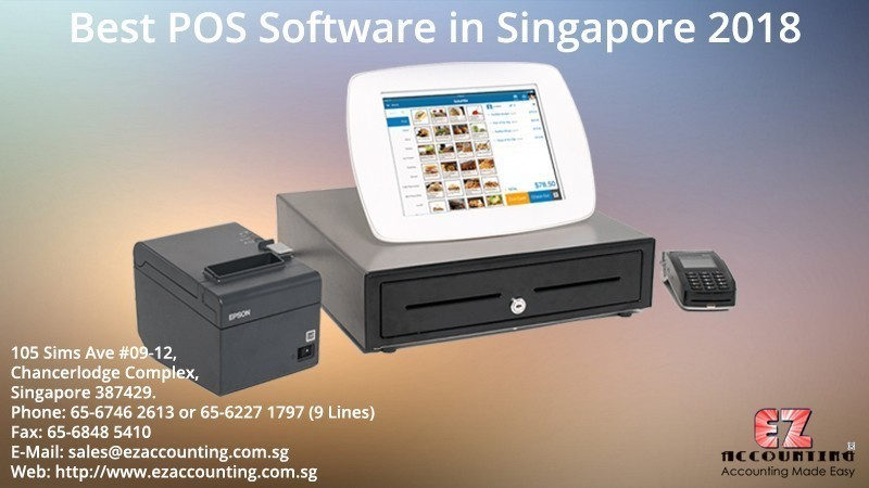 Best POS Software in Singapore 2018