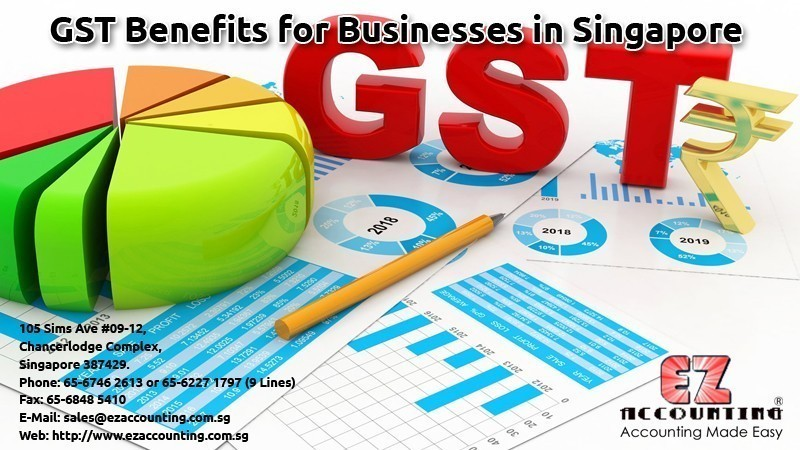 GST Benefits for Businesses in Singapore