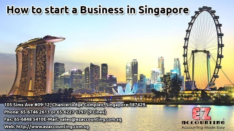 How to start a Business in Singapore