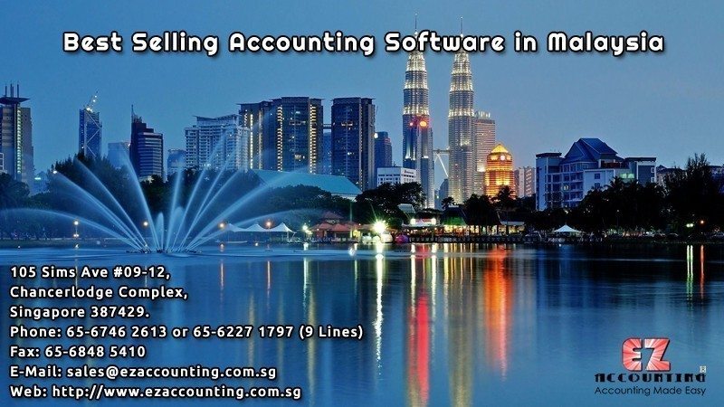 Best Selling Accounting Software in Malaysia