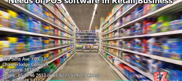 Needs of POS software in Retail Business