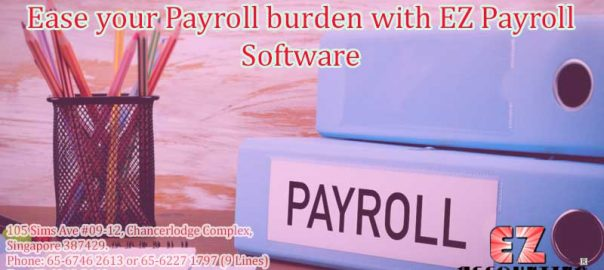 Ease your Payroll burden with EZ Payroll Software