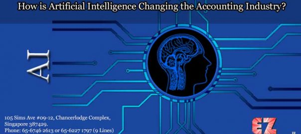 How is Artificial Intelligence Changing the Accounting Industry?
