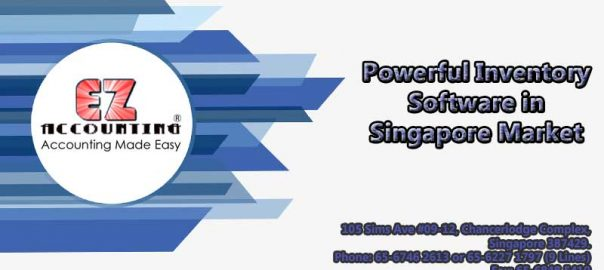 Powerful Inventory Software in Singapore Market