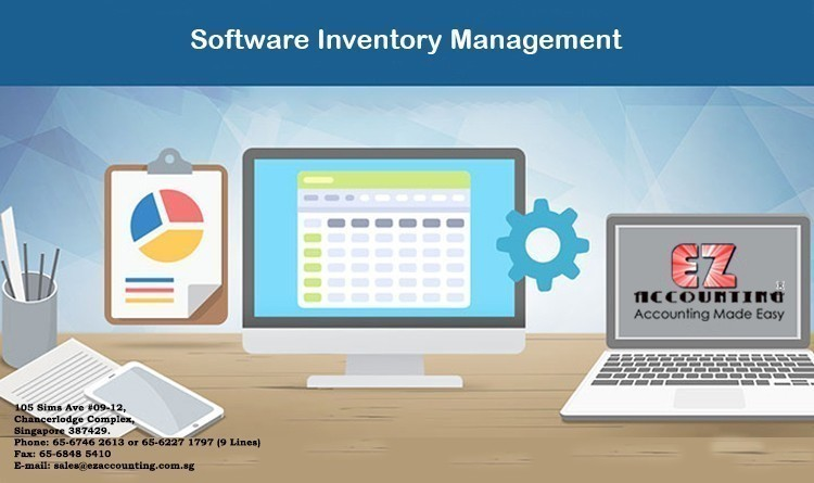 Software Inventory Management