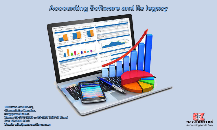 accounting software and its legacy