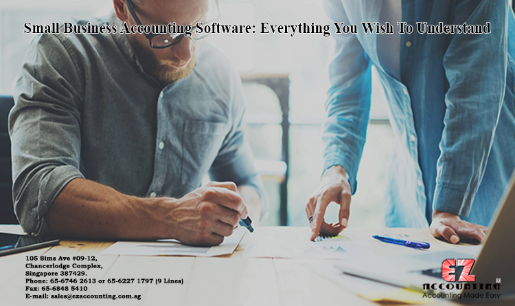 ez accounting software