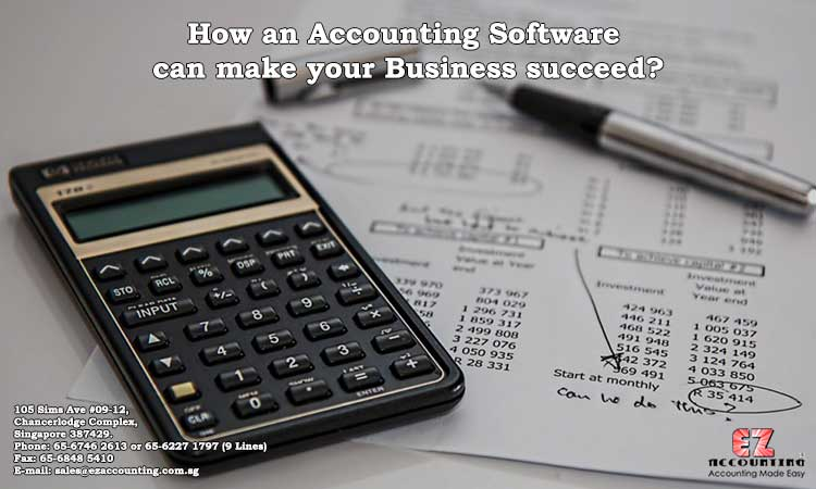how an accounting software can make your business success