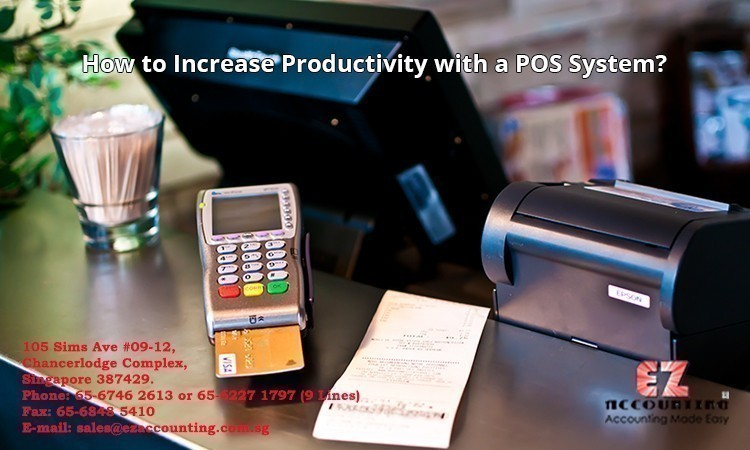 How to Increase Productivity with a POS System