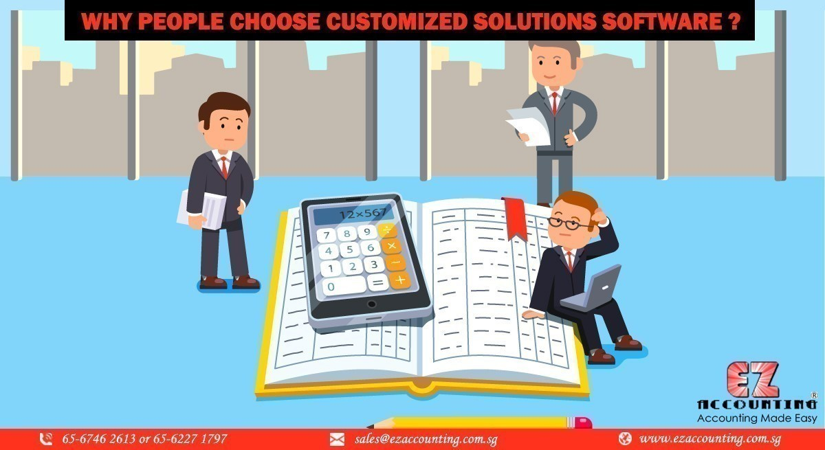 Why People Choose Customized Solutions Software?