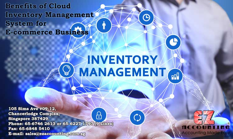Cloud Inventory Management System