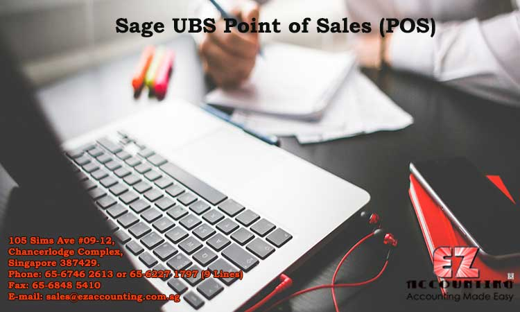 Features of Sage UBS Point of Sales (POS)