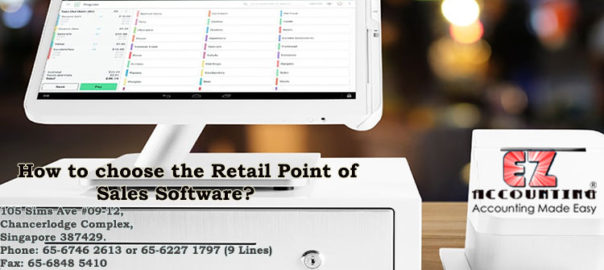 How to choose the Retail Point of Sales Software?