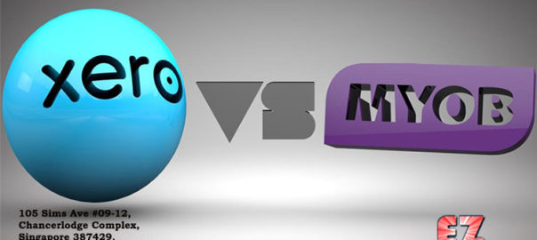 MYOB Essentials Accounting vs. Xero