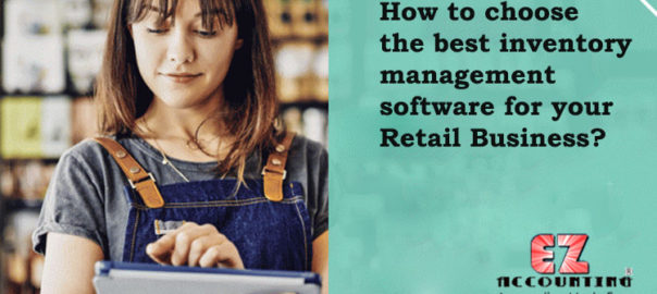 How to choose the best inventory management software for your Retail Business?