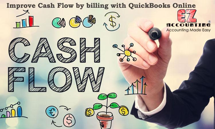 Improve cash flow by quick books