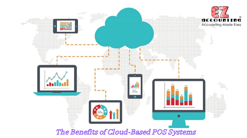 The Benefits of Cloud-Based POS Systems